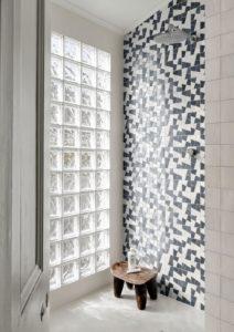 Zelliges badkamer